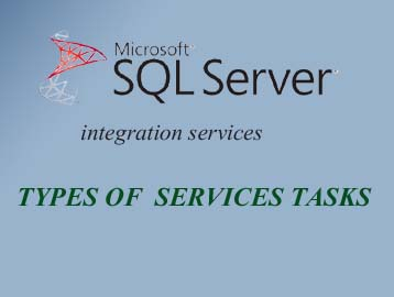 Types of Services Tasks Training in Hyderabad